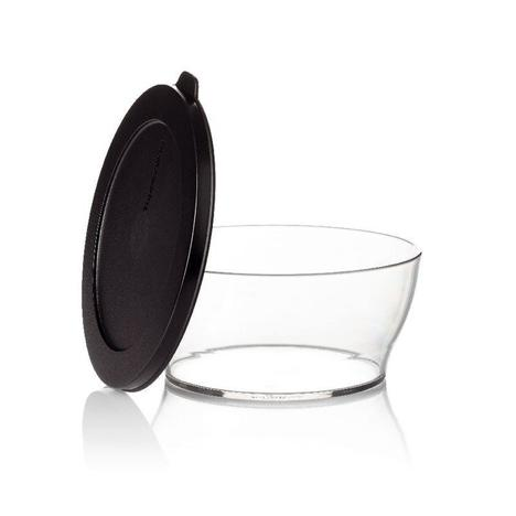Tupperware M 97 Clear Line 2,4 l Schwarz