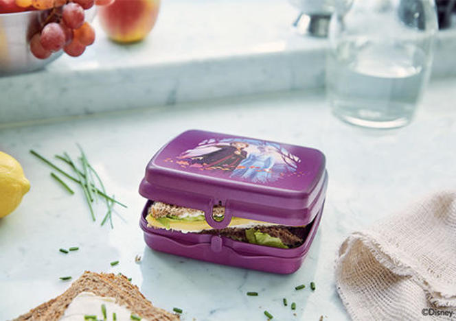 Tupperware K 63 Sandwichbox Anna & Elsa