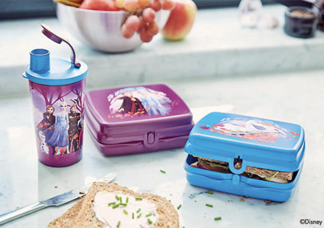 Tupperware S847 Eiskönigin 2 Set