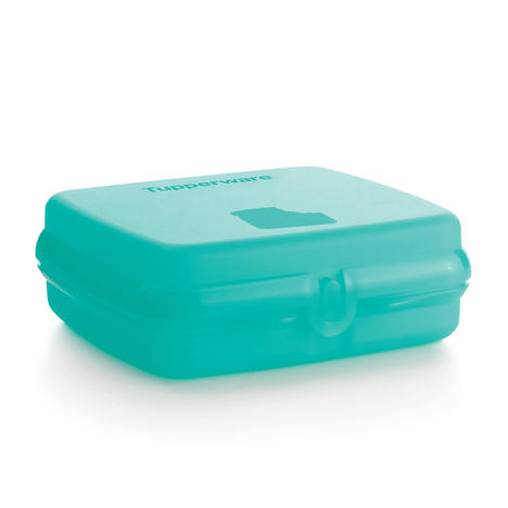 Tupperware K 70 Eco+ Sandwichbox Blau