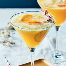Tropical-Citrus Mocktail